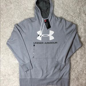 Under Armour cold gear hoodie. New w/tag
